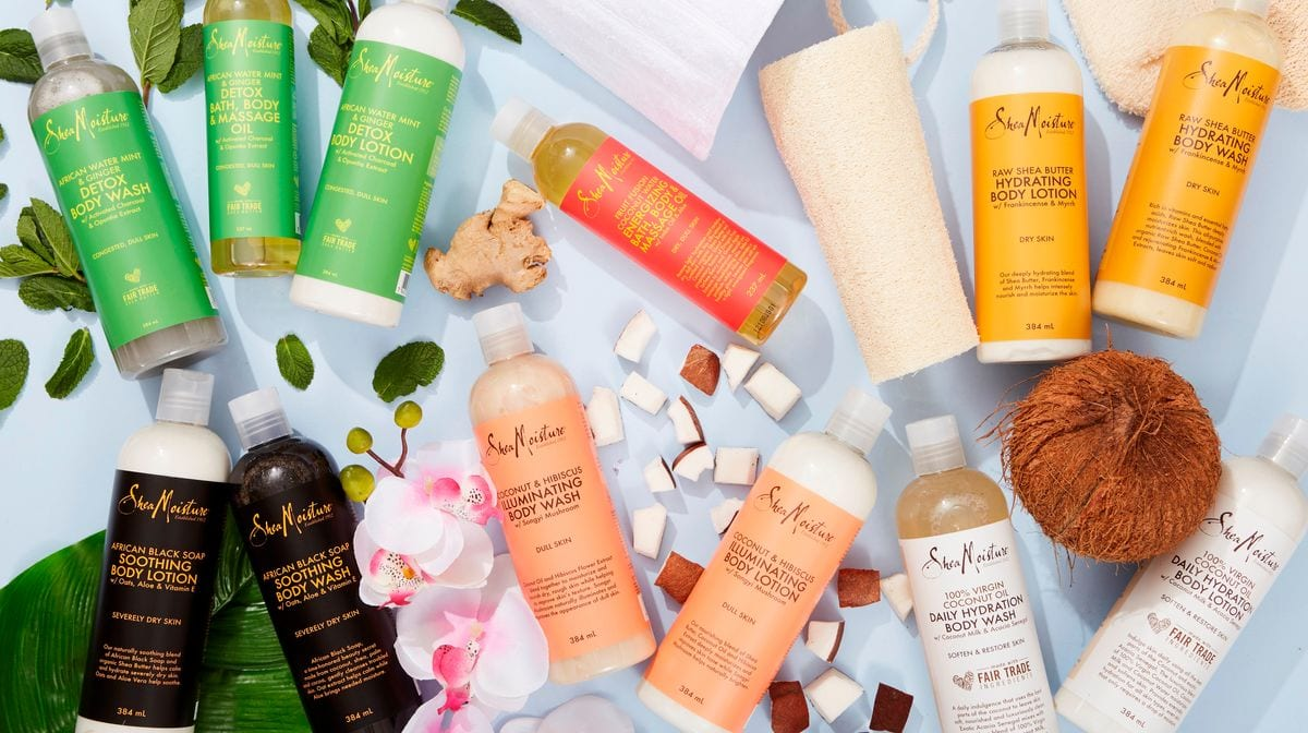 THE BETTER WAY TO BEAUTIFUL WITH THE BEST SHEA MOISTURE PRODUCTS