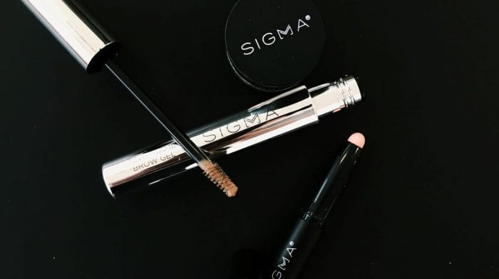 HQ TESTS: SIGMA EYEBROW MAKEUP REVIEW