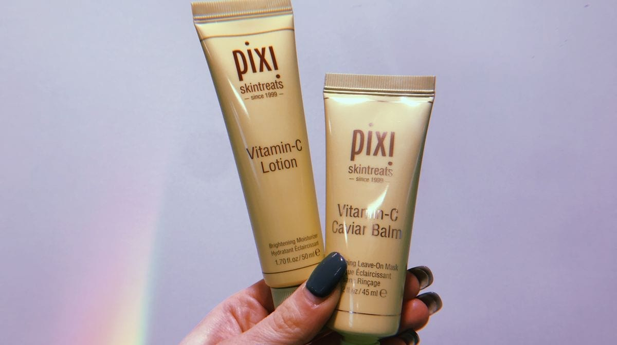 HQ TESTS: PIXI VITAMIN C SKINCARE REVIEW