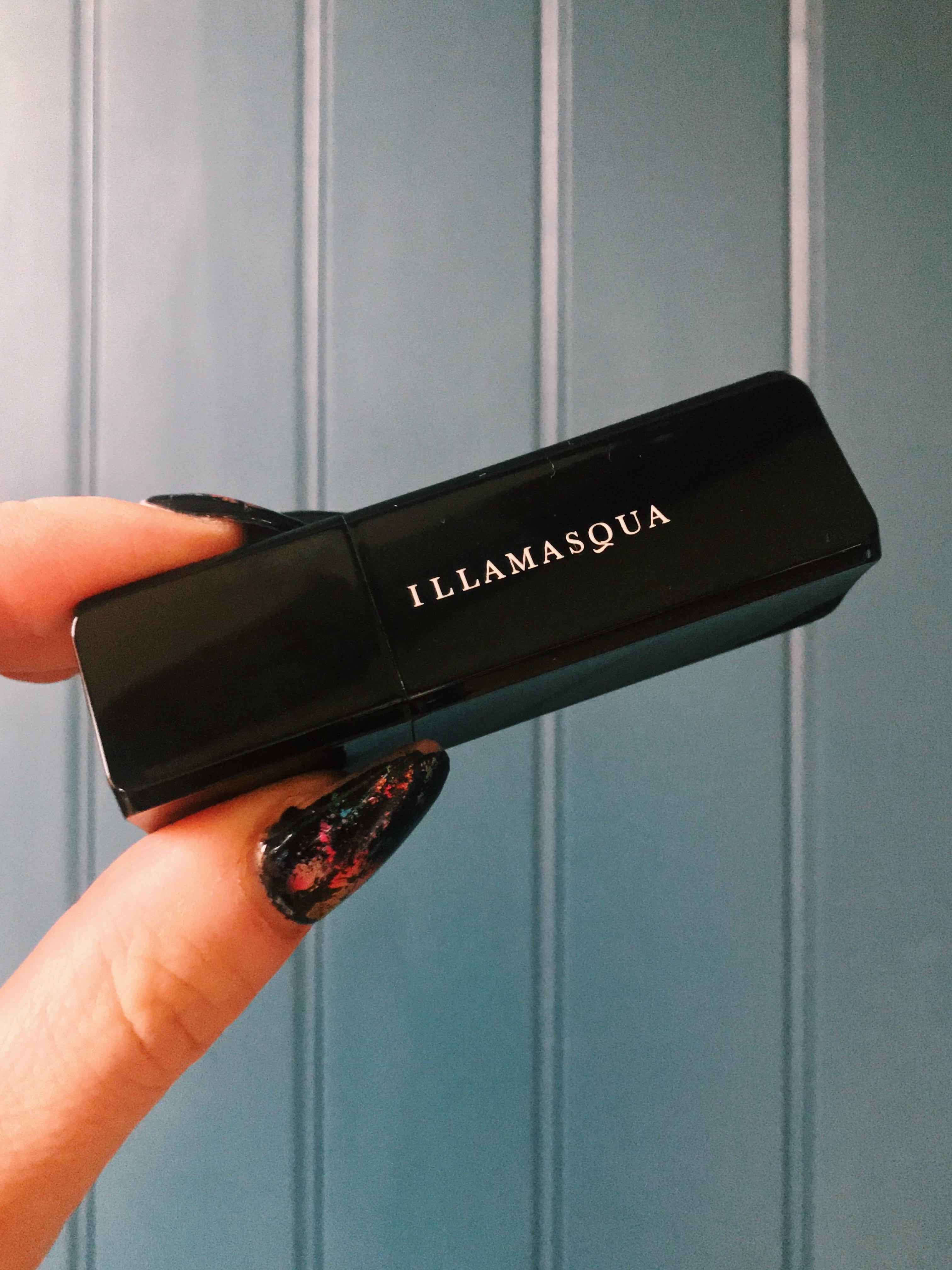 Illamasqua Lipstick Review | HQhair Blog