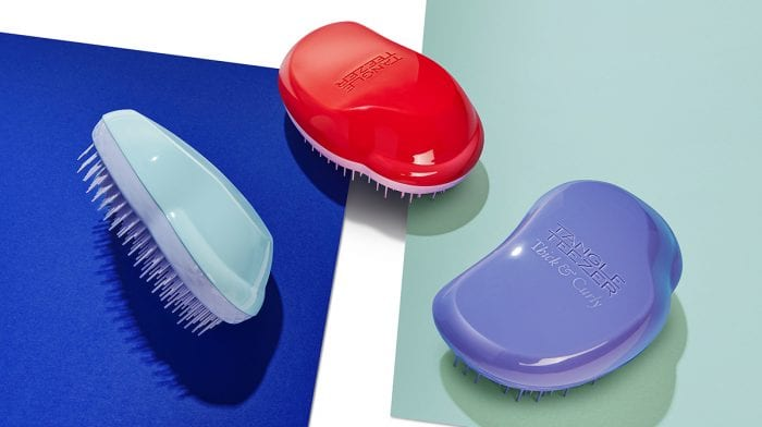 #MYDETANGLINGHAIRBRUSH MEET THE TANGLE TEEZER HAIRBRUSHES DEVELOPED WITH YOUR HAIR TYPE IN MIND