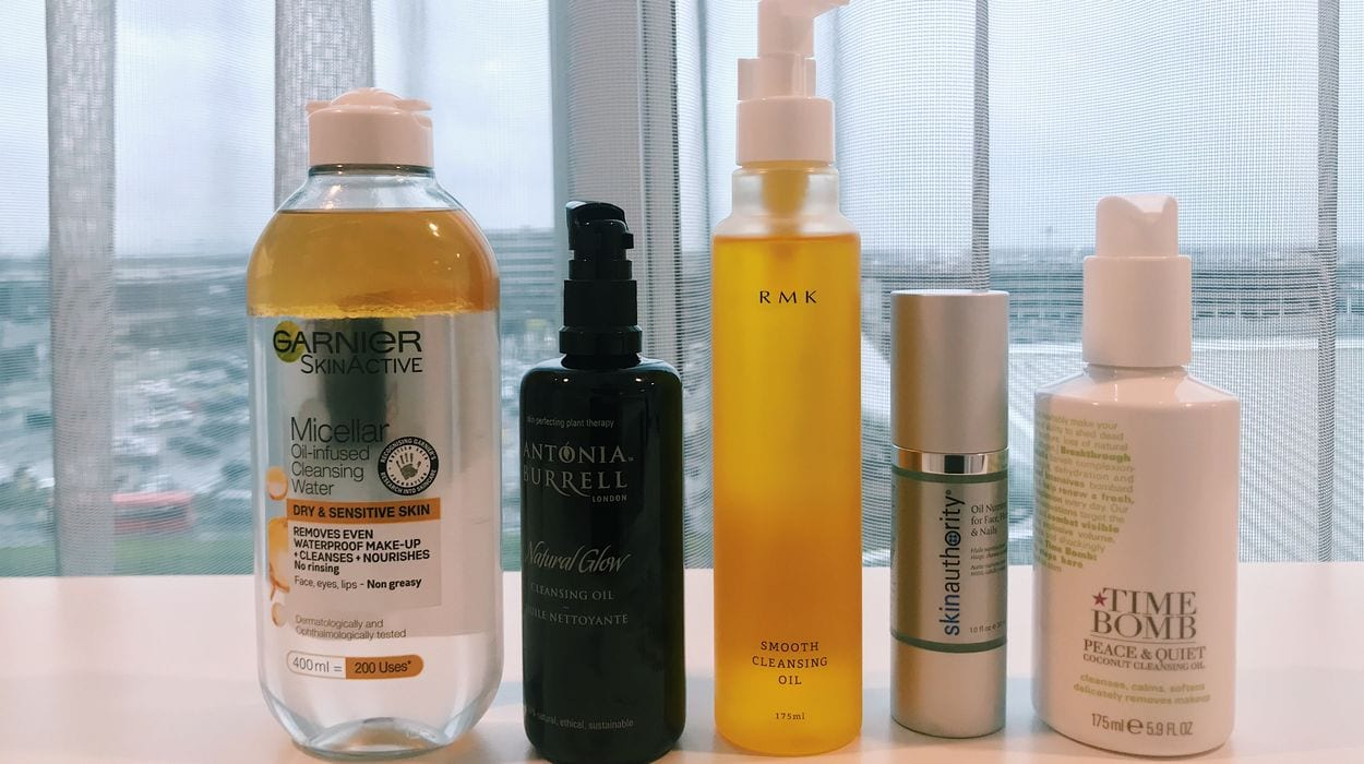 Best Cleansing Oil | HQhair Blog