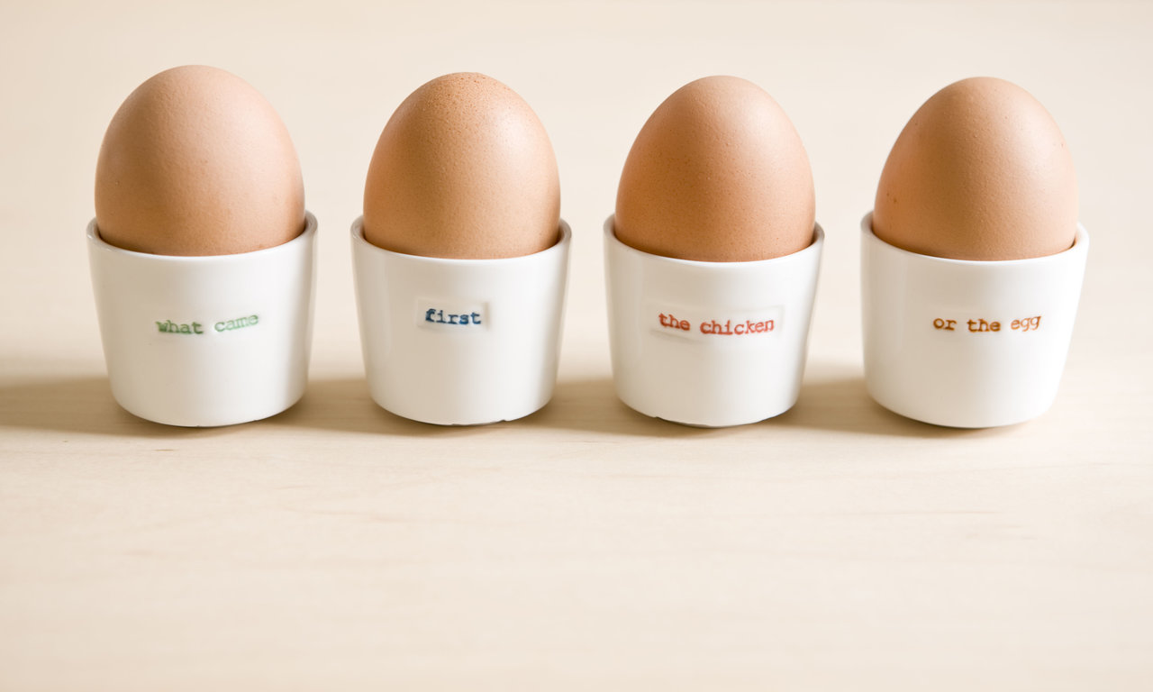 Eggcups from Keith Brymer Jones
