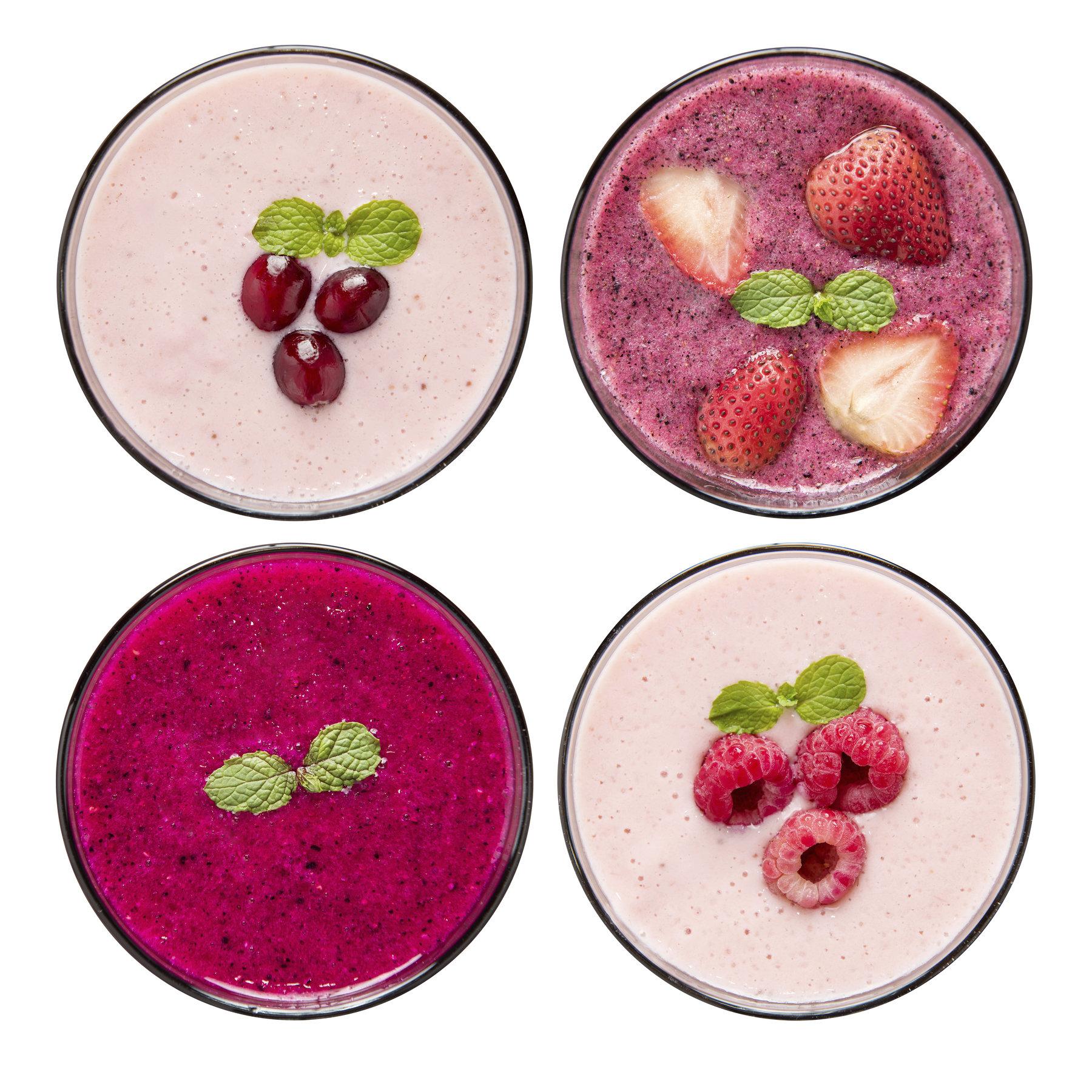 Best Slushy Recipes - Image Source iStock