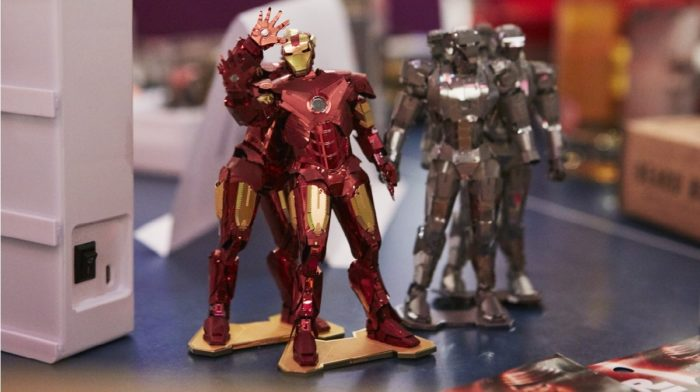 Beginner's Guide: Building Metal Earth 3D Model Kits