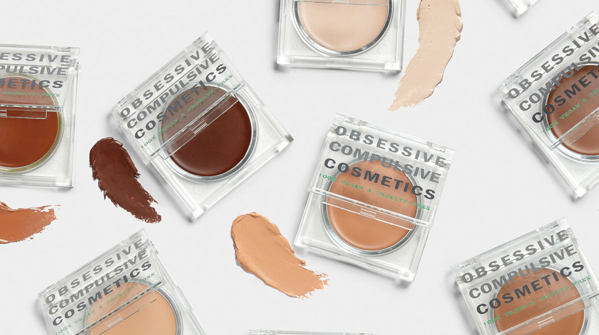 Obsessive Compulsive Cosmetics for the face