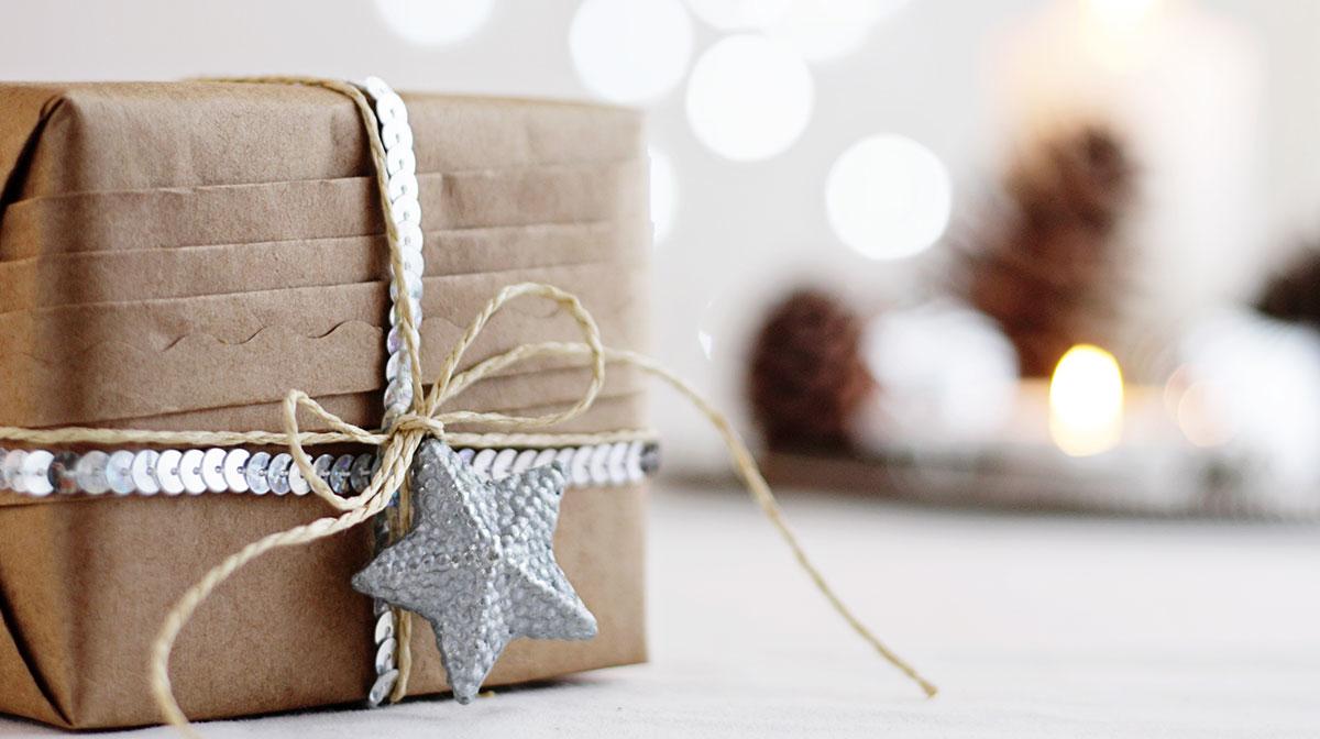 Naturlige og økologiske julegaver