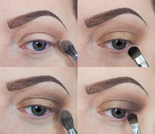 Øjenbryn og øjenskygge fra Lookfantastic