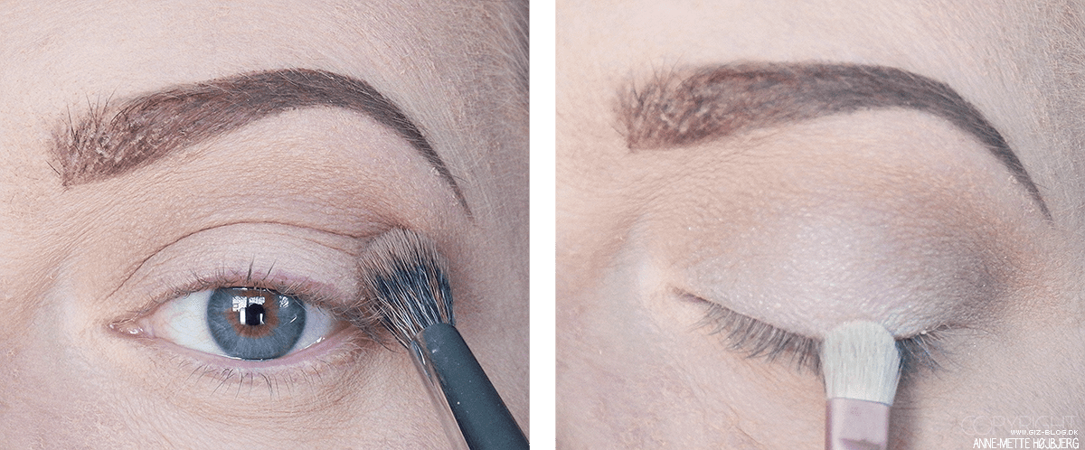 Øjne makeup