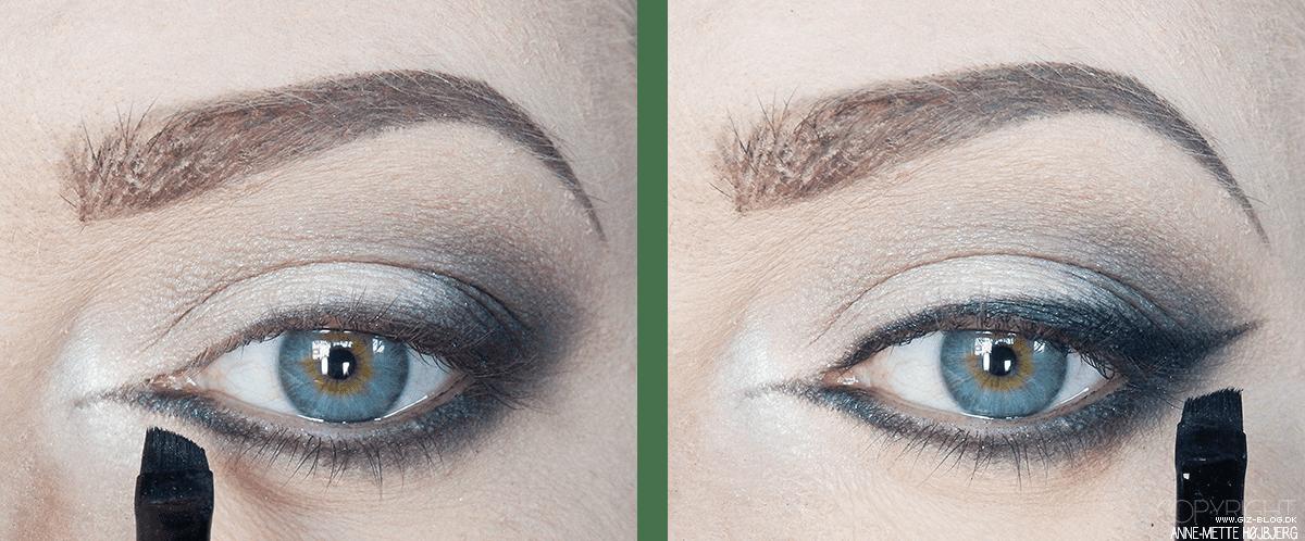 Øjne makeup fastelavn