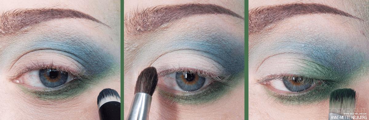 Makeupbørster til at lave elver makeup