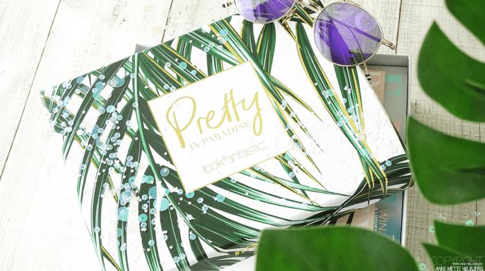 Om #LFBeautyBox: Pretty in Paradise