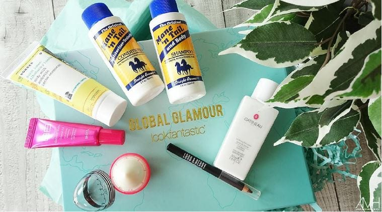 August Beauty Box fra lookfantastic
