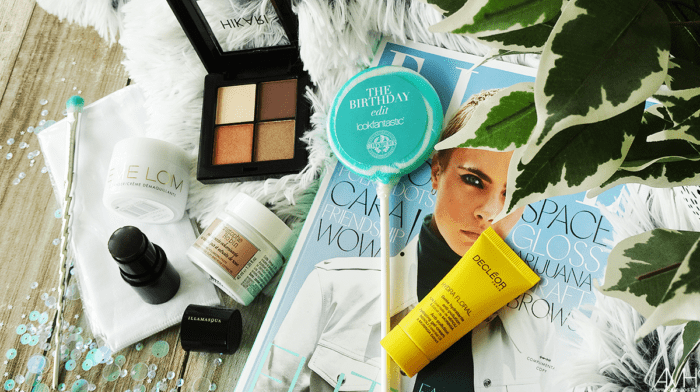 Om #LFBeautyBox: The Birthday Edit