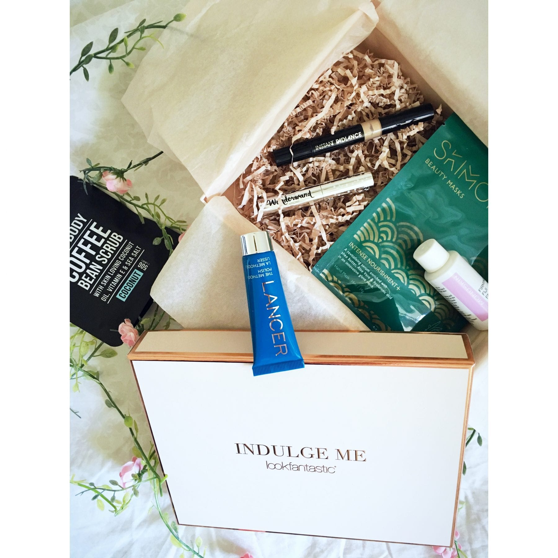Indulge Me Beauty Box lookfantastic