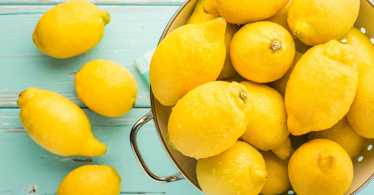 8 Lemon Beauty Hacks You Can Do At Home