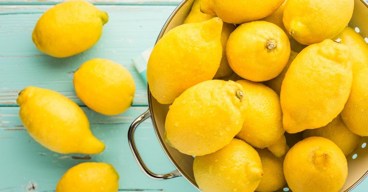8 Lemon Beauty Hacks You Can Do At Home