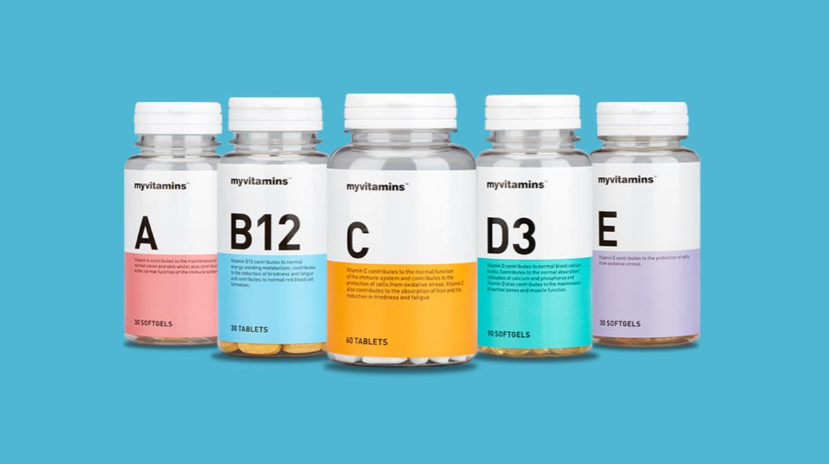 myvitamins bottles