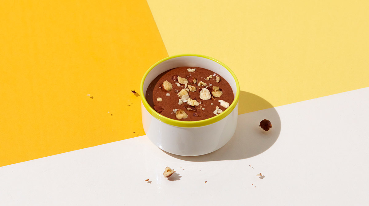 Heart Healthy Vegan Maca Nutella