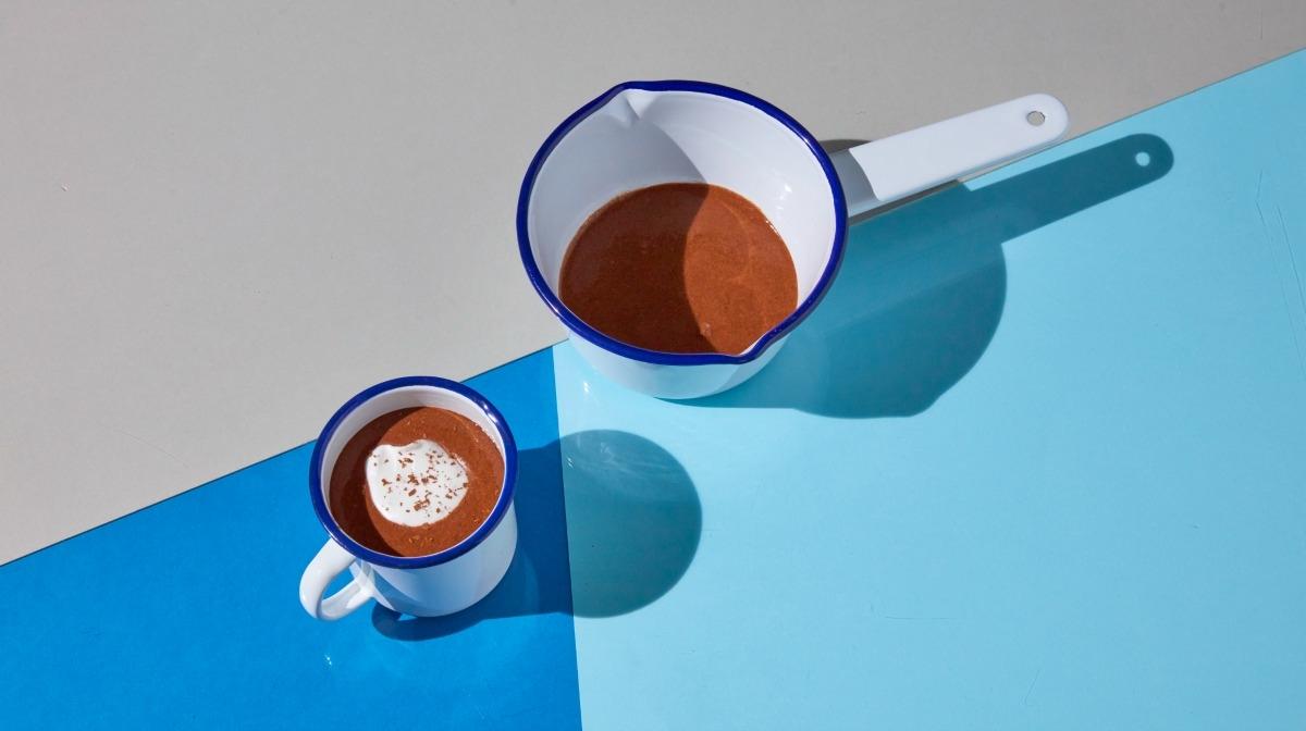 Cacao Hot Chocolate Recipe