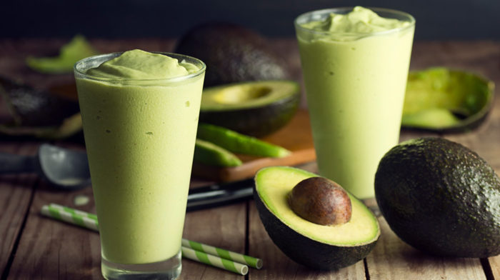 Avocado & Collagen Smoothie Recipe
