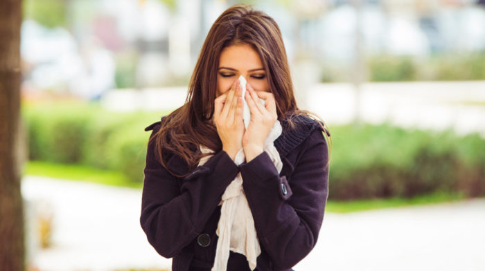 How To Combat Hay Fever Naturally