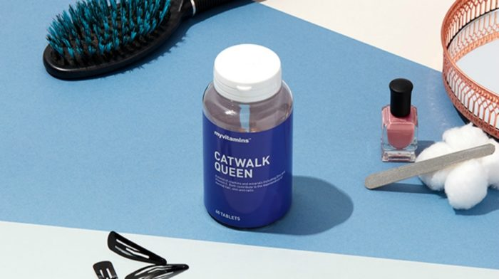 Catwalk Queen: A Multivitamin For Hair, Skin, And Nails