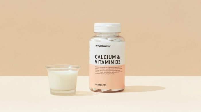 Why Do We Need Calcium & Vitamin D3 Daily?