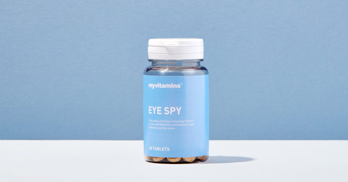 The Best 2 Vitamins For Eyes
