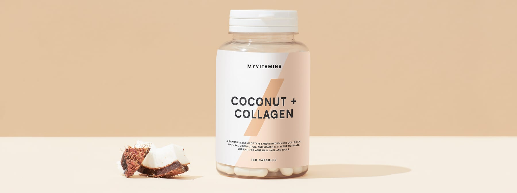 The Beauty Benefits Of Coconut & Collagen