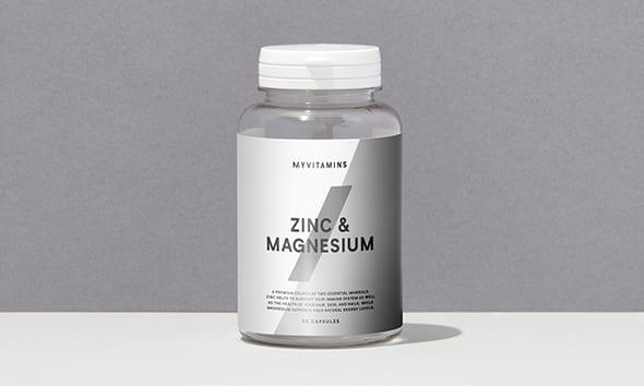 The Health Benefits of Zinc & Magnesium