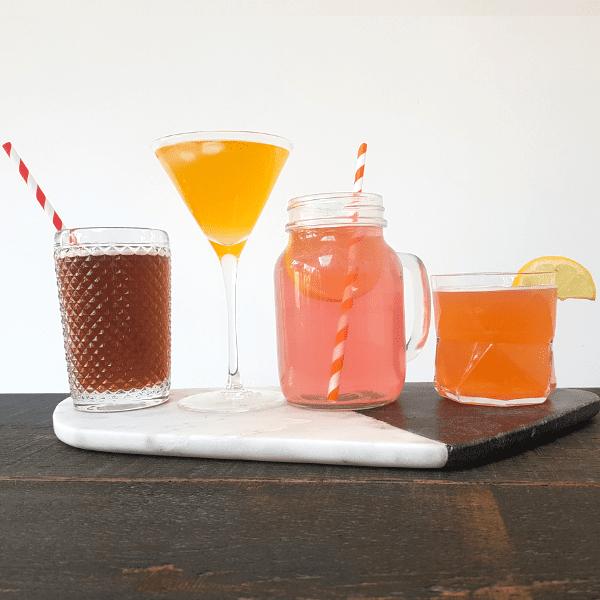beauty collagen powder cocktails - collagen recipe