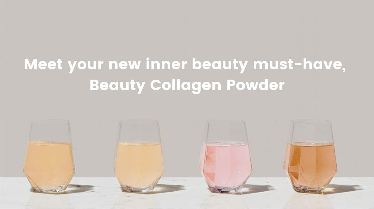 myvitamins beauty collagen powder cocktails
