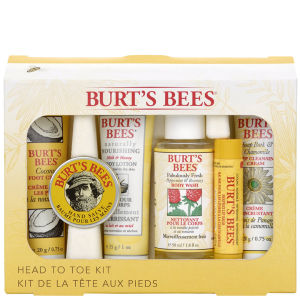 Burt's Bees - Burt's Bees Head to Toe Starter Kit