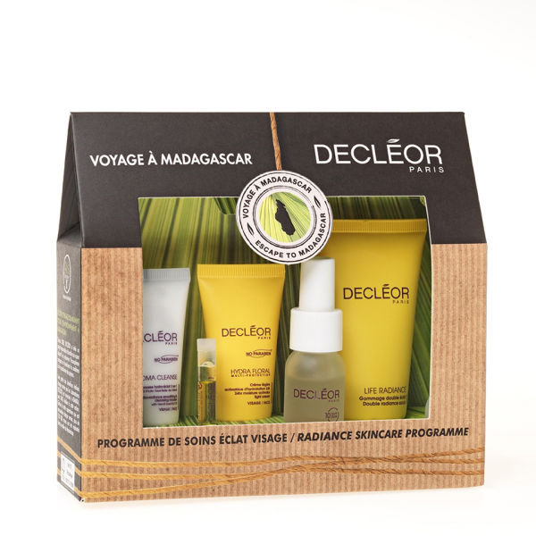 Decleor Life Radiance Madagascar Collection