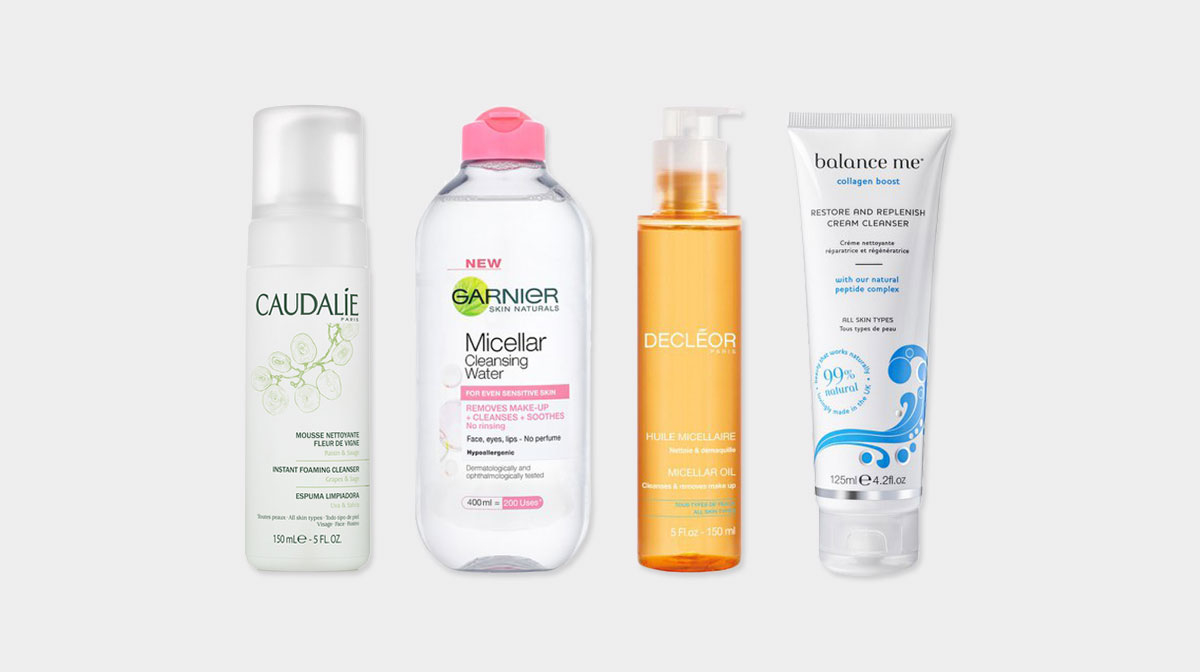Beauty Expert's Guide to Facial Cleansers