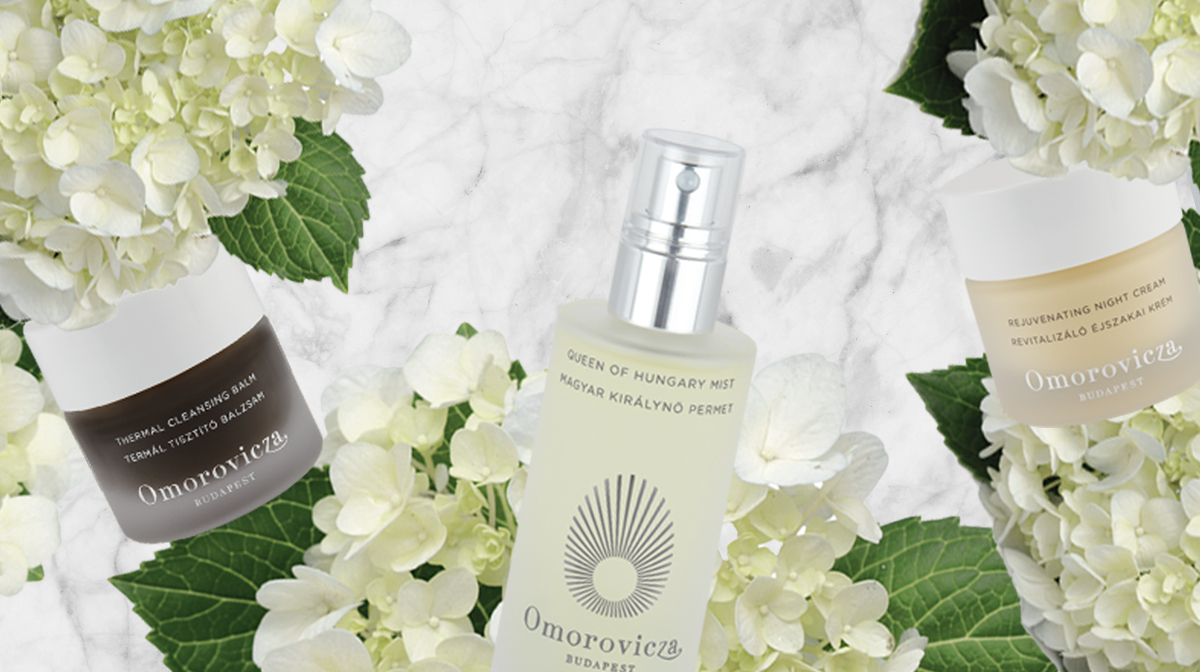 Pre-Wedding Day Skincare with Omorovicza