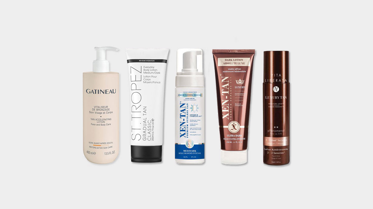Beauty Expert's Guide to Self-Tanners