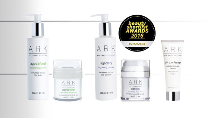 Beauty Shortlist Awards with Ark Skincare