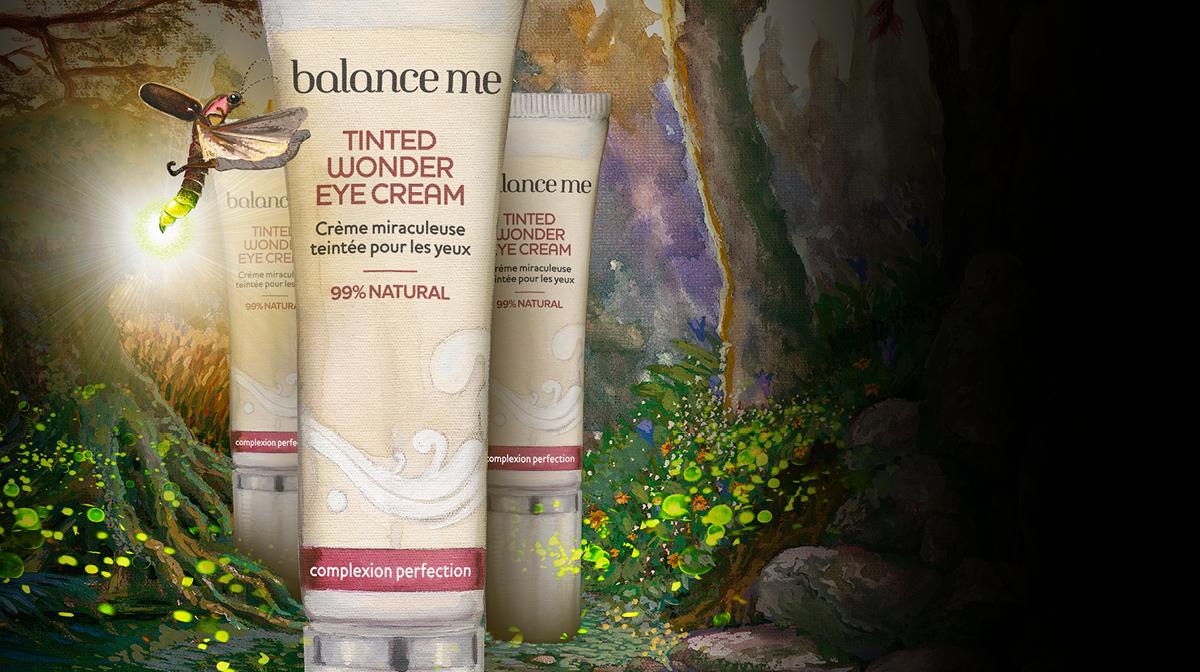 In the Spotlight: Balance Me Tinted Wonder Eye Cream