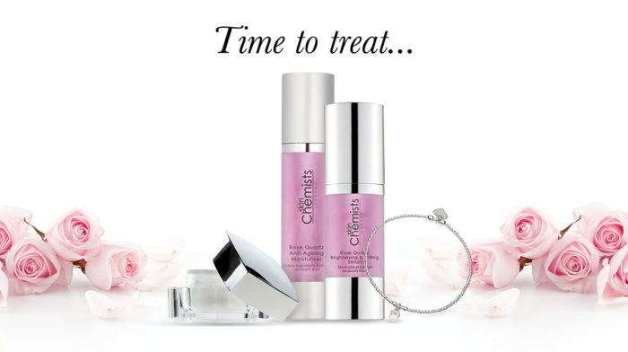 Time to Treat with Annie Haak & Skin Chemists