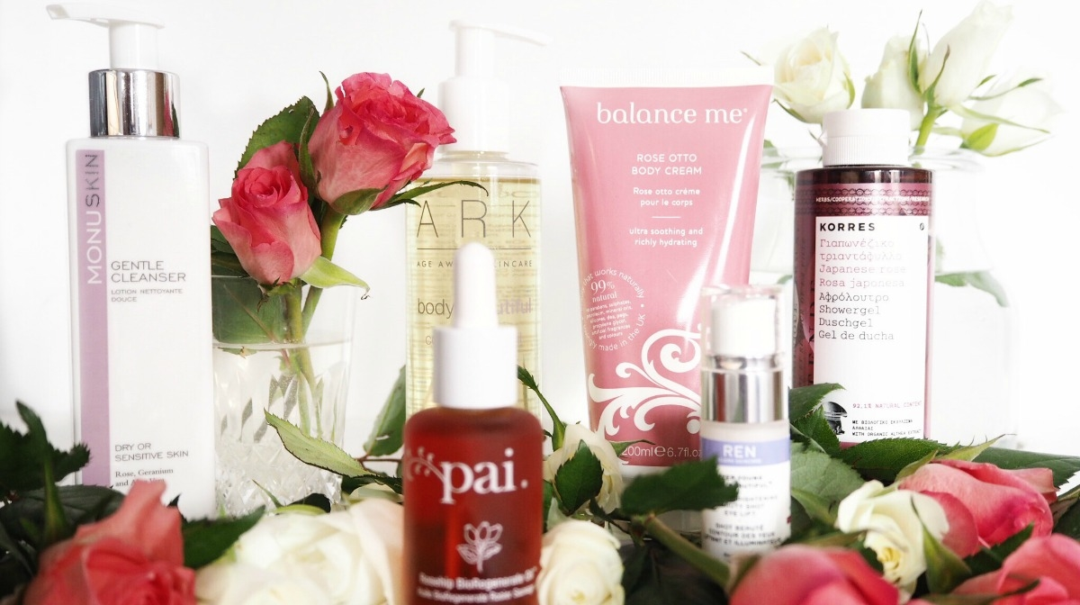 Blogger Review: The BE Collection, Rose Edition