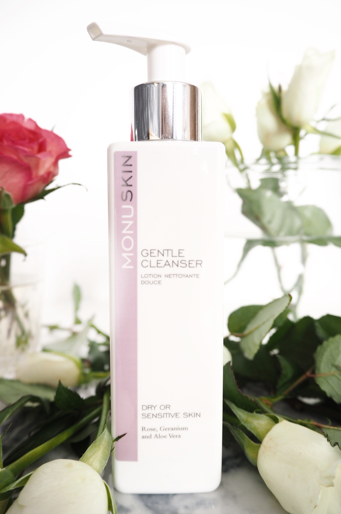 MONU Gentle Cleanser