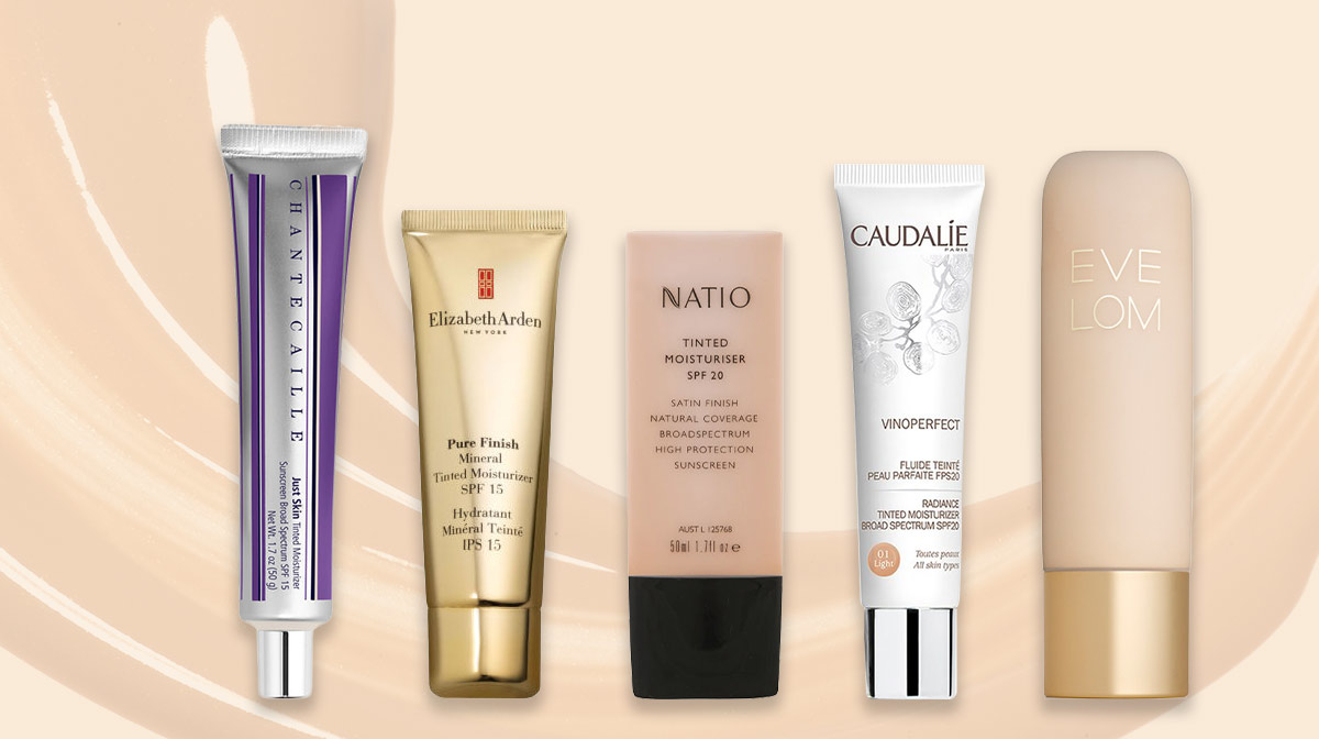 Beauty Expert's Guide to Tinted Moisturisers