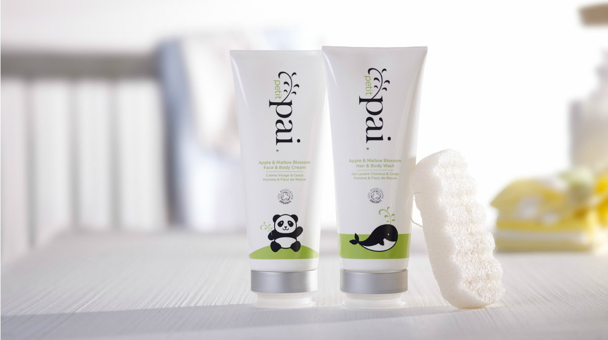 A New Arrival: Petit Pai launch Skincare for Babies