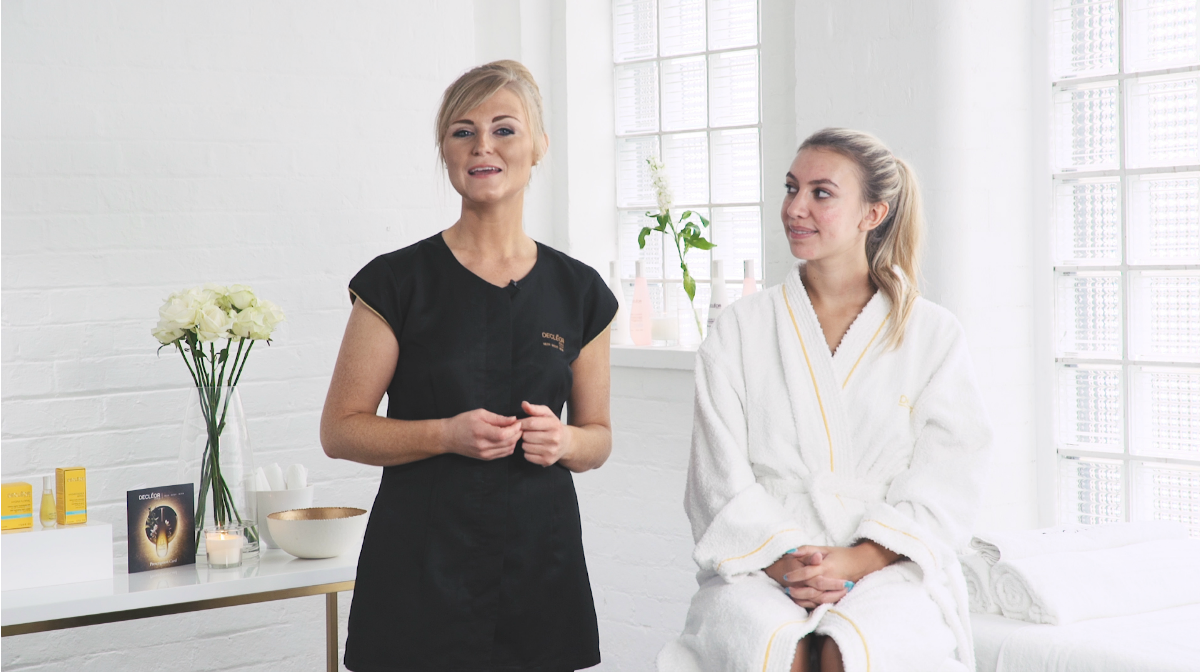 The At-Home Facial with Decleor
