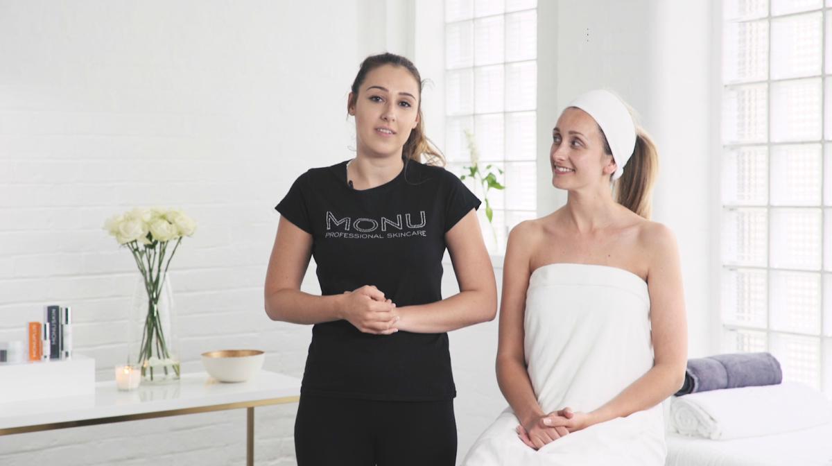 MONU: 3 Steps to Instant Radiance