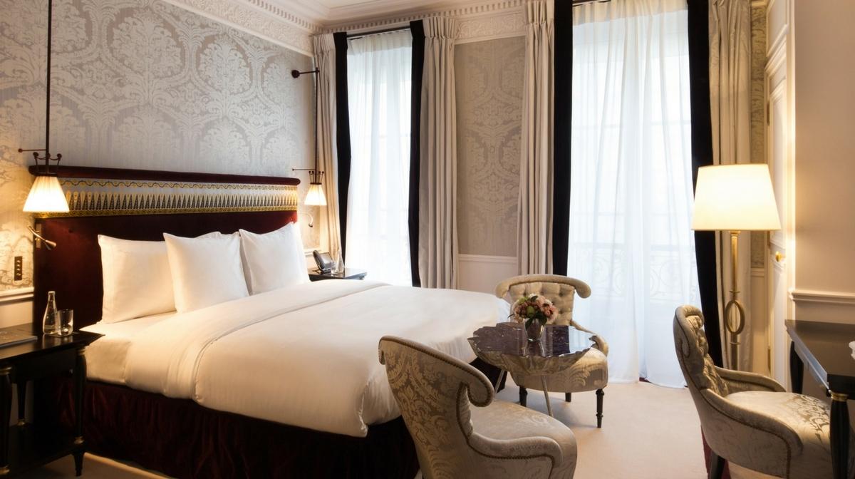 Hotels Don't Get More Luxe Than La Reserve Paris…