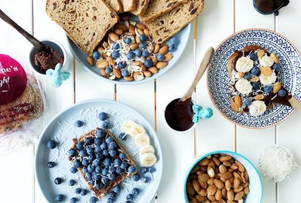 fruit in blog
