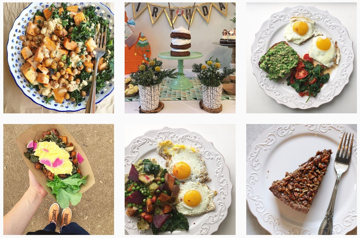 the whole food diary.